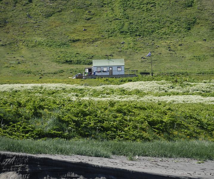 Aðalvík - Sæból. Ellubær 2014.