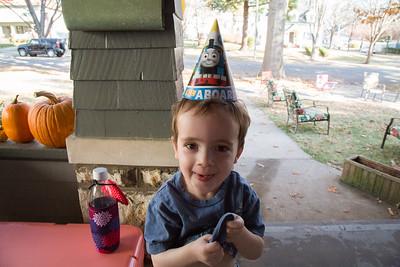 Bernie's 3rd Birthday
