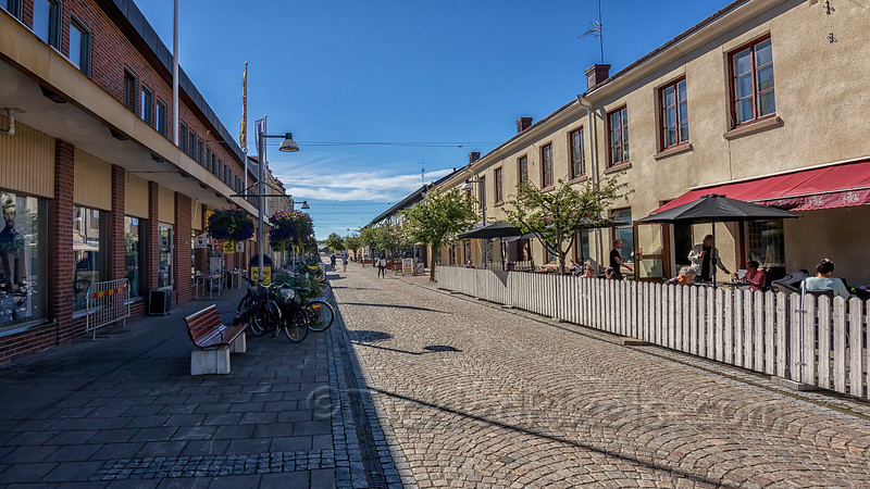 Kungsgatan Street