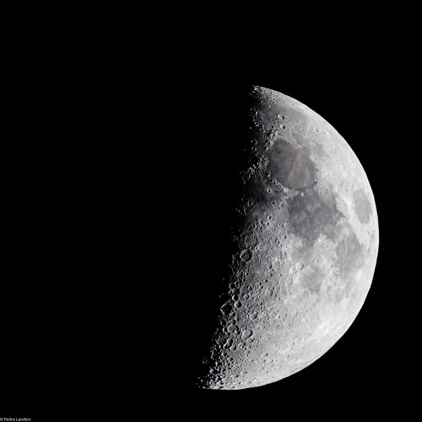 Only Half a Moon