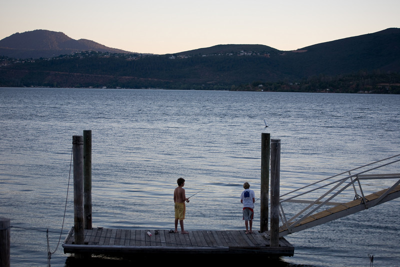 Foursquare Fishermen