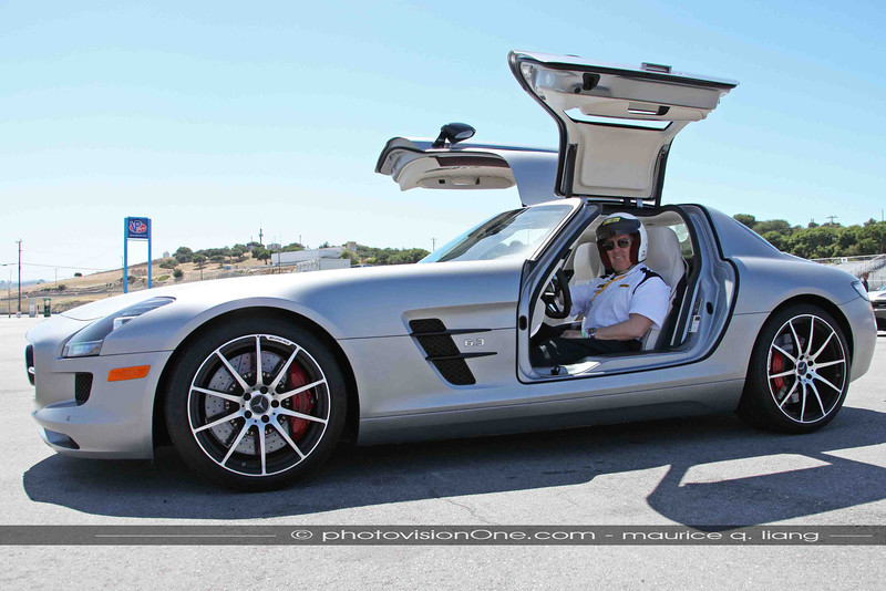 The Star editor checks out the SLS AMG GT.