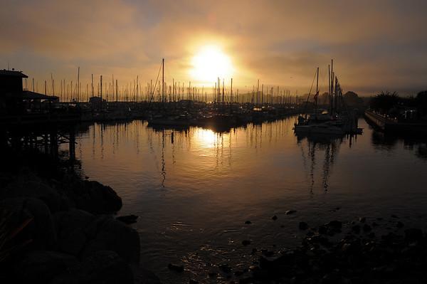 Monterey, Sonoma, & Napa 2009