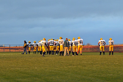 Varsity Football @ DCG 2009