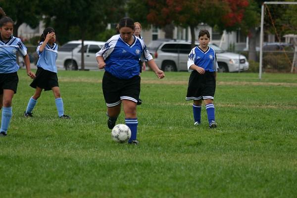 Blue Storm Soccer 2004