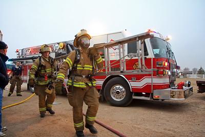 House Fire 5315 W. 81st St. N. (12/23/2010)