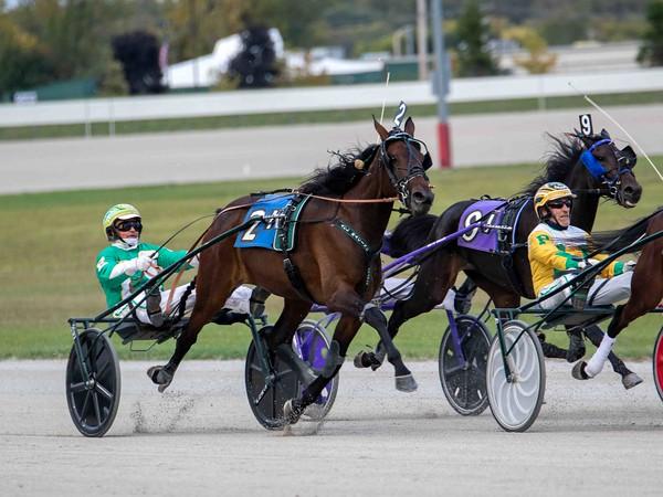 Dayton Raceway, 10/3/20 BSSF