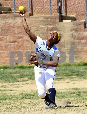 Quince Orchard @ Clarksburg Var Softball 2014
