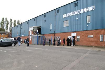2009-10-10 Bury v Northampton