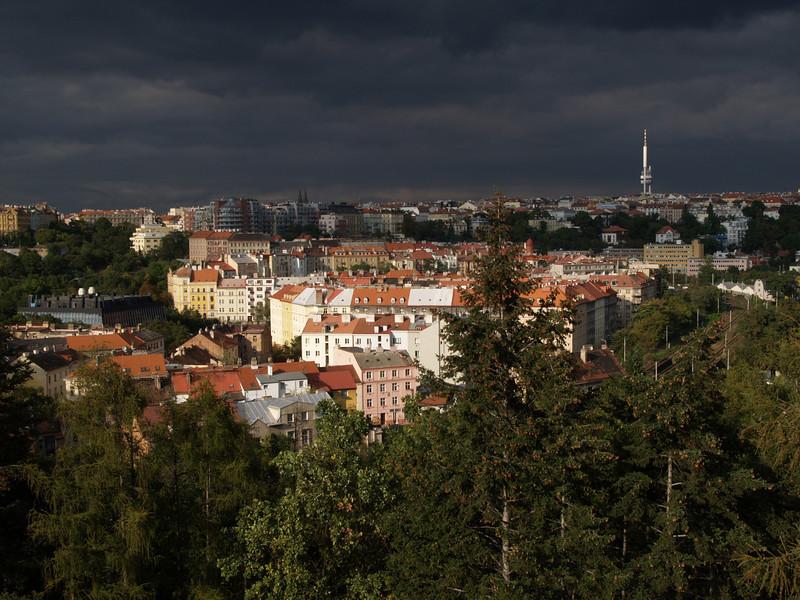 Prag (Czech Republic-Tschechien) / Switzerland-St. Petersburg-Switzerland by bicycle / © Rob Tani, Aug 2008