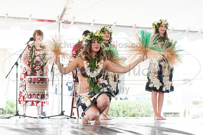 Pacific Islanders at Festival of the Arts