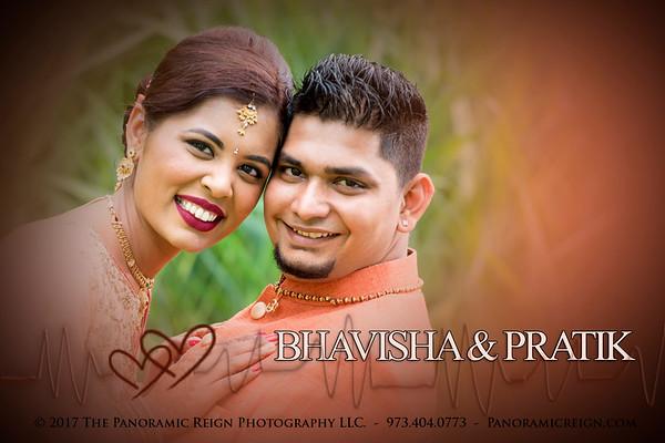 Bhavisha & Pratik