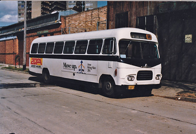 Brien's Bus Service - Leichhardt NSW