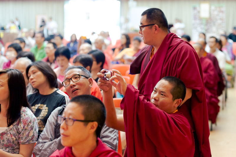 嘉生上師與您同行廿五載 Venerable Lama Kelzang 25th Anniversary in Hong Kong