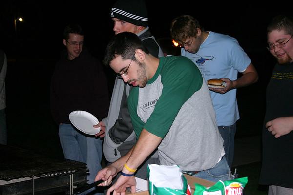 Hoggatt Barbecue Fall 05