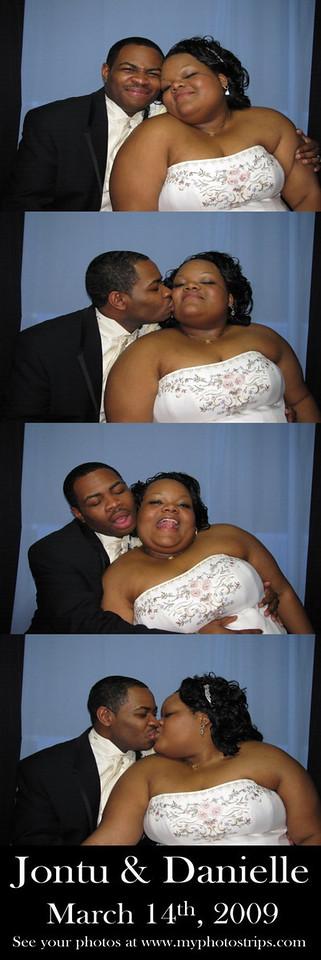 Jontu & Danielle - 3/14/2009