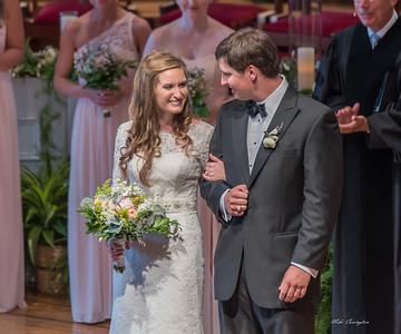 Martin - Gillespie Wedding