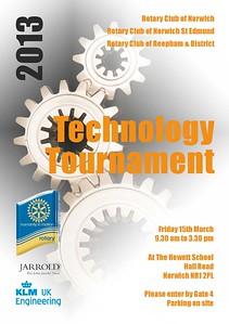 Technology Tournament 2013