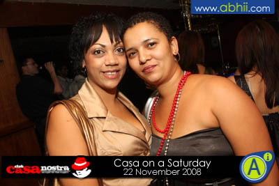 Casa - 22nd November 2008