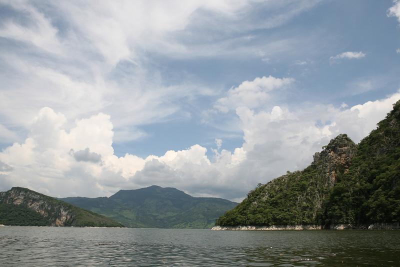 Canyon du Sumidero  Chiapas  Mexico / Barranco del Sumidero Chiapas México / Canyon of Sumidero Chiapas Mexico / Schlucht Sumidero Chiapas Mexiko
