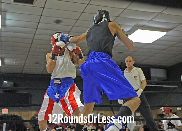Angel Eigero (Lorain) vs Robert Quinn (Detroit)  Senior Division  Bout #3