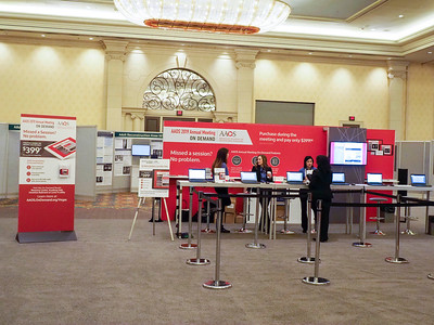 OnDemand Sales Booth - E73
