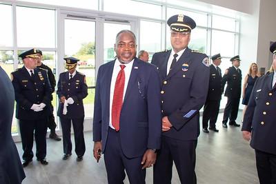 assau County Police Department Recruit Graduation Ceremony: 9-15-2021