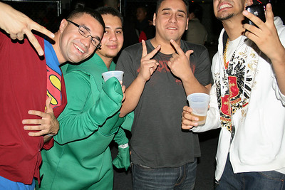 2009-10-30 [Fright Night Afterparty, Level One, Clovis, CA]