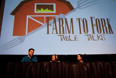 2015 Farm to Fork Table Talks