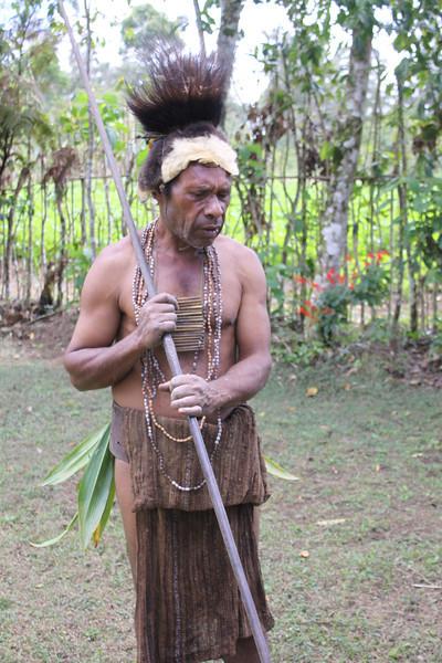 Erima village Moge tribe