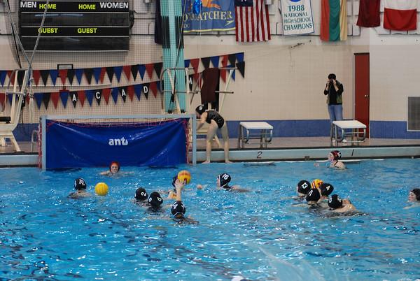 Girls Water Polo - GAPC 2009