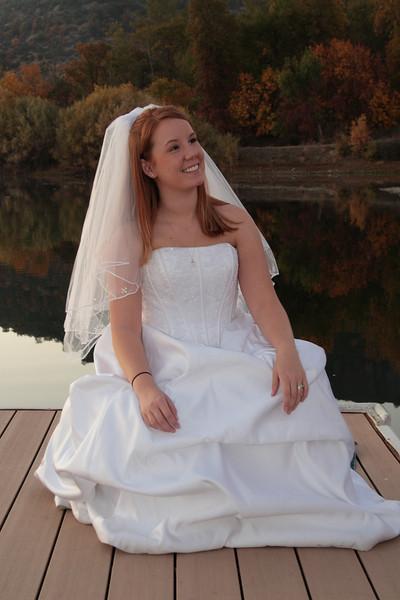 Wedding Dress + 1 year