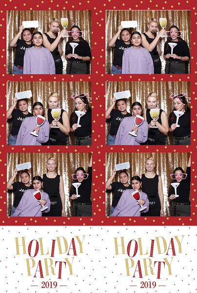 CBRE 2019 Holiday Party