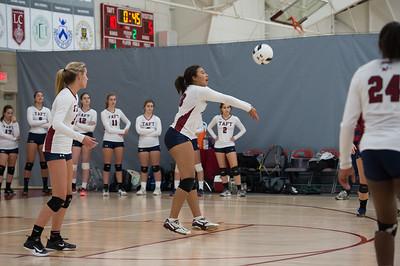 11/1/17: Varsity Volleyball v Hopkins
