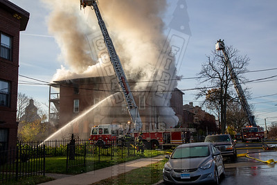 Hartford, Ct 2nd alarm 11/9/19