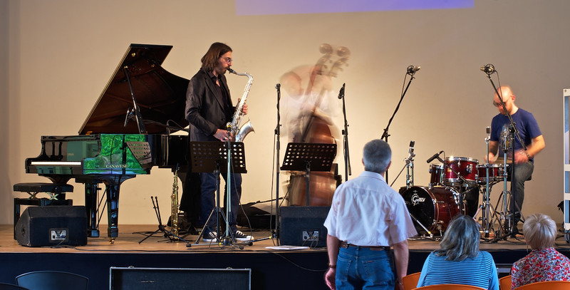 Giovanni Mazzarino Quartet