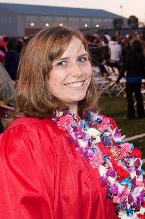 2009 Amanda Graduation