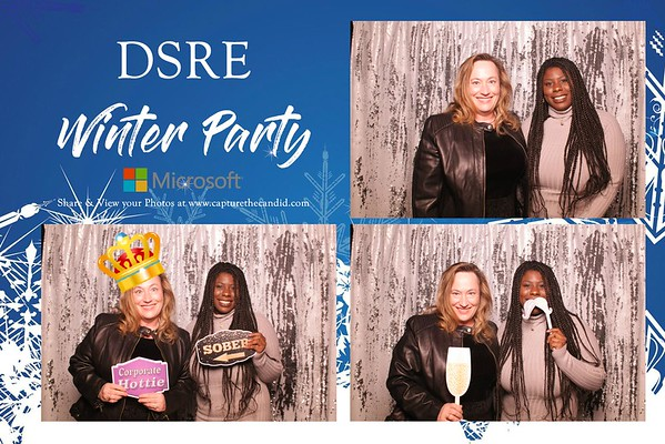 Microsoft DSRE Holiday Party