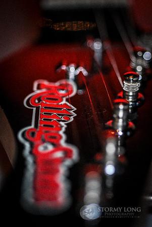 Macro Guitar Goodness