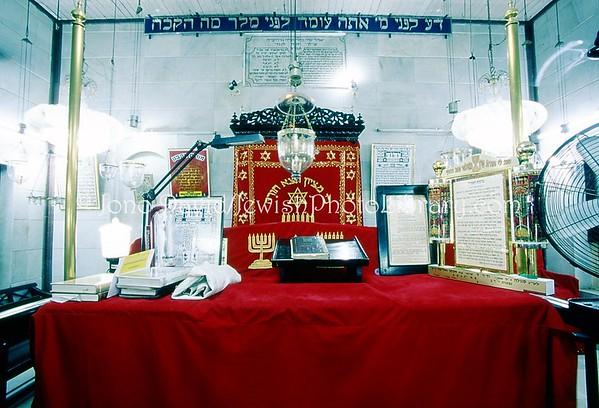 INDIA, Panvel (Konkan Region, Maharashtra). Bet El Synagogue, 1849. (2009)