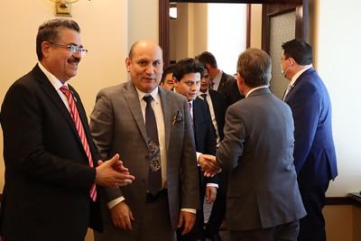 Peru Delegation