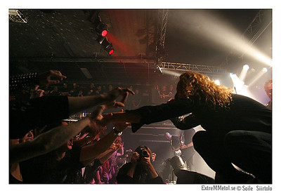 DARK TRANQUILLITY -  Klubben 5/3 2005