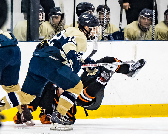 NAVY Men's Ice Hockey vs Rochester Institute of Technology (11/10/2017)