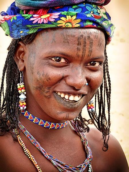 Camerun 2016 - La belleza de los Mbororo
