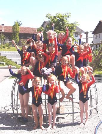 11.05.2003 - GETU Wettkampf Gams