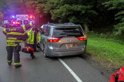 10-2-18 MVA With Injuries, Bear Mountain Bridge Road, Photos By Bob Rimm