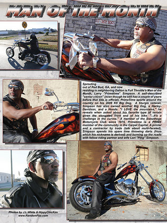 "Southland Full Throttle Man of the Month ""PrimeTime"" - Feb. 2007"