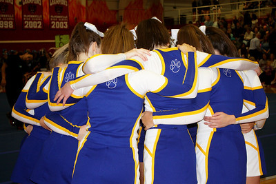 NHS Cheer McMinnville Comp Dec 3, 2011
