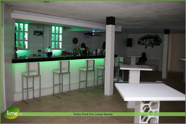 Smoke Kloud Utra Lounge Opening