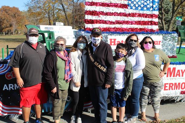 Hammond Veterans Appreciation Day Parade and Ceremony 2020